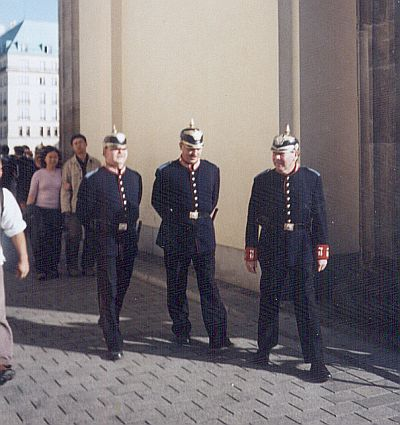 Prussian Policeman
