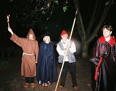 Gothic-tour Walpurgisnacht in Berlin